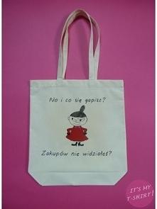 Ręcznie malowana torba bawe...