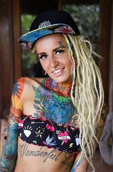 Jakie świetne tatuaże *,*