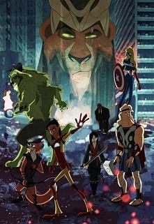 Avengers w wersji Disney'owskiej