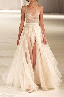 nude, suknia