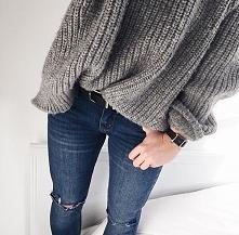niedługo jesień i grube swetry ♥