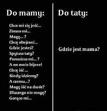 Gdzie jest mama? :)