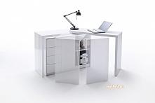 Biurko i komoda w jednym? Masz mało miejsca a nie chcesz rezygnować z biurka?...