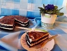 Ciasto czekoladowe bez....mąki.