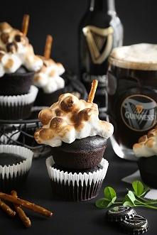 Guinness cupcake ♥