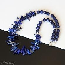 Lapis lazuli, srebro