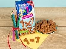 Zahlen-Spass, Bahlssen  herbatniki w czekoladzie