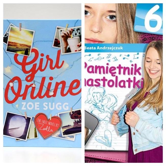 Mam pytanie? polecacie jakies ksiazki cos na styl girl online pamietnik nastolatki. Ogolnie ksiazki dla nastolatki. Pilne z gory dziekuje
