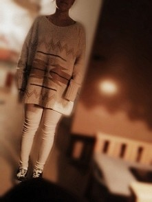 Kocham duże swetry! <3