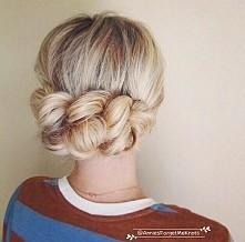 Wiecie jak zrobić taką fryzurę?
