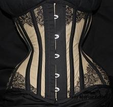 gorset underbust corset gorset by ladyardzesz corset