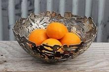 Miska na owoce z kluczy :D