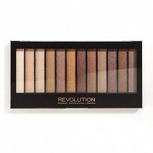 Makeup Revolution Redemption Palette Essential Shimmers  Paletka 12 błyszcząc...