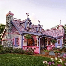 Dom jak z bajki :)