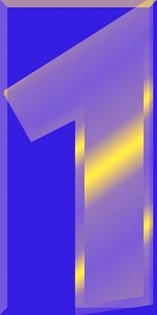 Numerologia - liczba jeden - sprawdź co to oznacza na blogu...