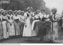 śląskie stroje kobiece