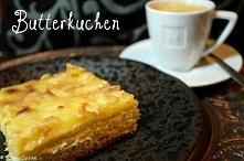 Niemieckie ciasto maślane