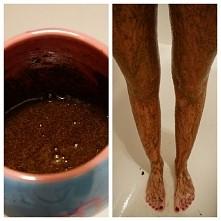 Peeling kawowy - jak najbardziej polecam! Ja używam szczególnie na nogi i poś...