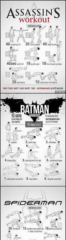 Ćwicz jak heros!