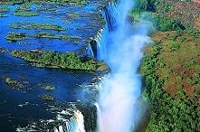 Wodospad Wiktorii, Zambia