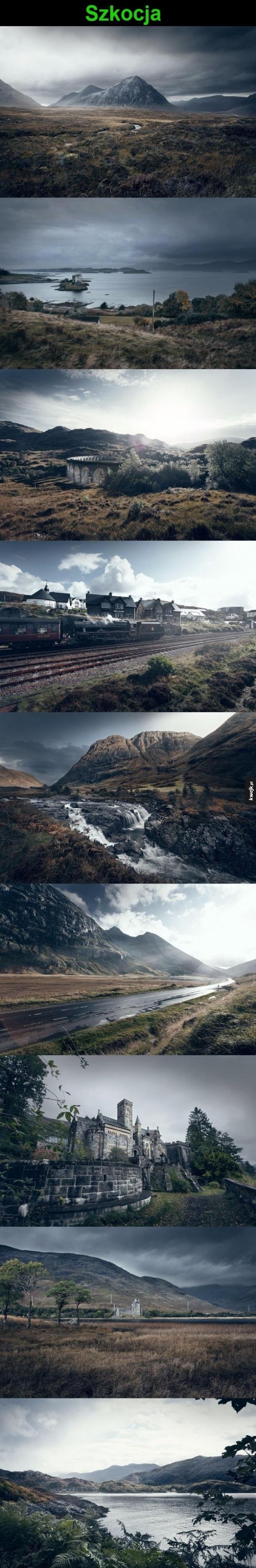 Szkocja :)