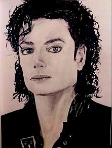 Michael <3 marker+pencil