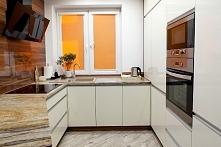 Pomysł na małą kuchnię od MebleMB.pl ze Słupska. Małe kuchnie wymagają od nas...