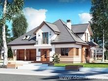 Projekt domu Faun N 2G pracowni Dominanta