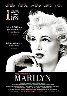 Mój tydzień z Marilyn    ...  Marilyn Monroe przyjeżdża do Londynu, aby wystąpić w filmie. Asystent reżysera spędza z nią niezwykły tydzień.