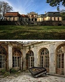 Pałac w Bratoszewicach zost...