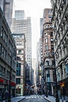 Downtown Manhattan, New York City