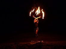 Nietypowe hobby, ogień musi być ;)