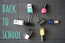 Wpis z serii BACK TO SCHOOL. Dzisiaj ozdabiamy klipsy, a dodatkowo mam dla Wa...