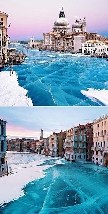zamarznięta Wenecja