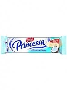 Princessa kokosowa biała, Nestle