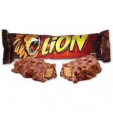 Baton Lion, Nestle