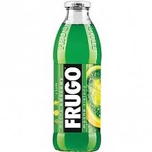 Napój Fugo zielony (kiwi z cytryną)