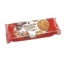 Ciastka American Cookies czekoladowe, Bogutti