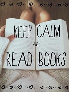 Zachowaj spokój i czytaj książki
