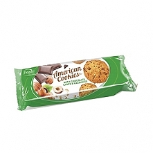 Ciastka American Cookies Orzechowe, Bogutti