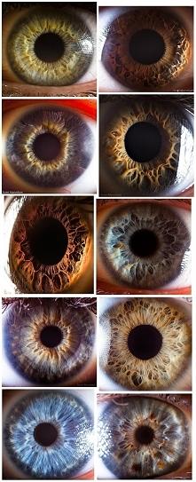 Ludzkie oko zwierciadło duszy, ale tylko nie liczni widza, jaką dusze mają. P...