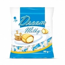 Cukierki Dream Milky