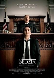"""Sędzia. W filmie """"Sędzia""""Downeywciela się w rolę Hanka Palmera, adwokata z wielkiego miasta, który powraca w rodzinne strony. Na miejscu dowiaduje się, że jego owdow..."""