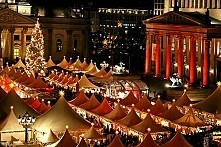 Jarmark bożonarodzeniowy w Berlinie :))