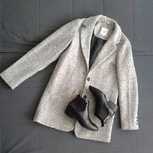 Wczorajsze zakupy :). Zawsze noszę raczej czarne płaszcze i kurtki, zwłaszcza...