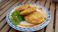 kotleciki z kalafiora-szybki i tani obiad-super dla dzieci