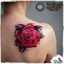 śliczny tatuaż :)