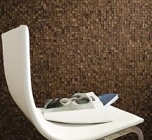 Panel drewniany - Natural Wood Panels - Kostka piaskowana MIX 3D