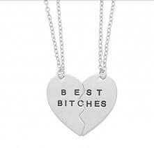 Naszyjniki 'Best Bitches' - świetny prezent dla przyjaciółek :) (30...