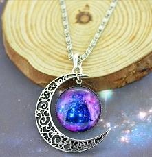 Magiczny naszyjnik galaxy -...